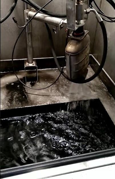 Filtro de partículas de Bmw x5